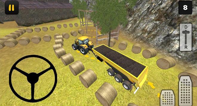 Tractor Simulator 3D: Soil Delivery screenshot 9
