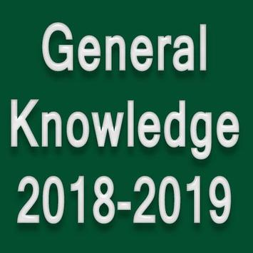 General Knowledge 2018-2019 poster
