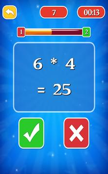 Smart Math Learning - Math Game for Kids(Free) screenshot 4