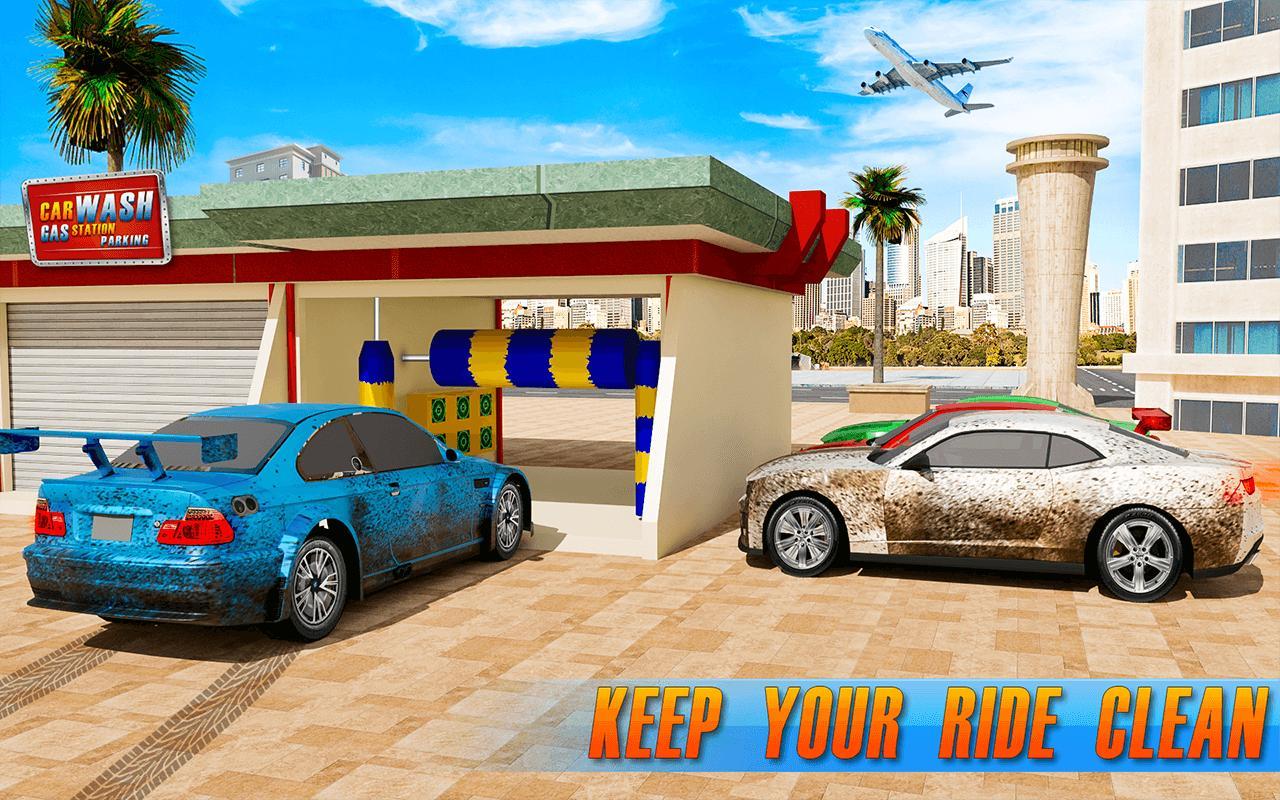 Autowasch Spiele