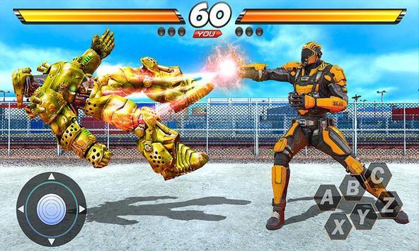 Grand Robot Ring Battle: Robot Fighting Games screenshot 7