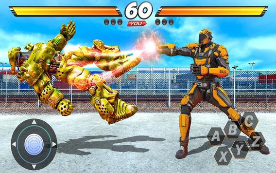 Grand Robot Ring Battle: Robot Fighting Games screenshot 8