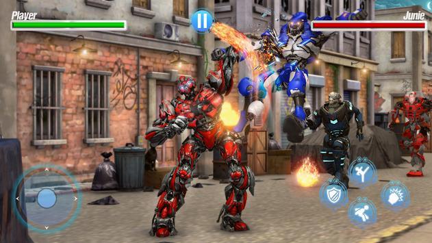 Grand Robot Ring Battle: Robot Fighting Games screenshot 3