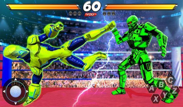 Grand Robot Ring Battle: Robot Fighting Games screenshot 13