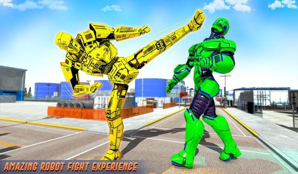 Grand Robot Ring Battle: Robot Fighting Games screenshot 12