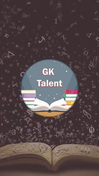 GK Talent poster