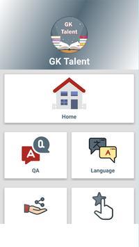 GK Talent स्क्रीनशॉट 1