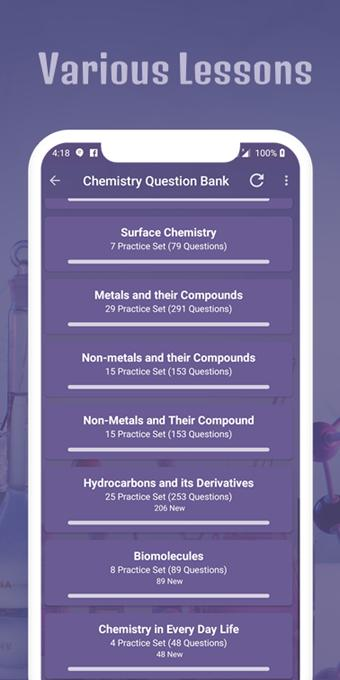 Chemistry Question Bank for Android - APK Download