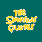 The Simpsons Quotes icon