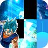 Endless Super Dragon Ball Piano Tiles icon