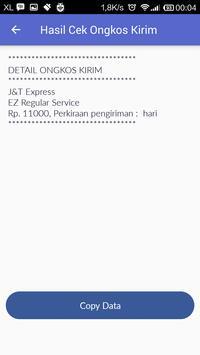 J&T (JnT) Resi dan Ongkir screenshot 1