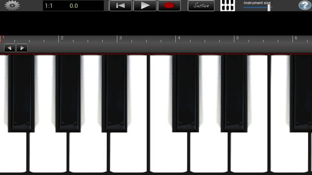 GrandPiano Lite screenshot 7