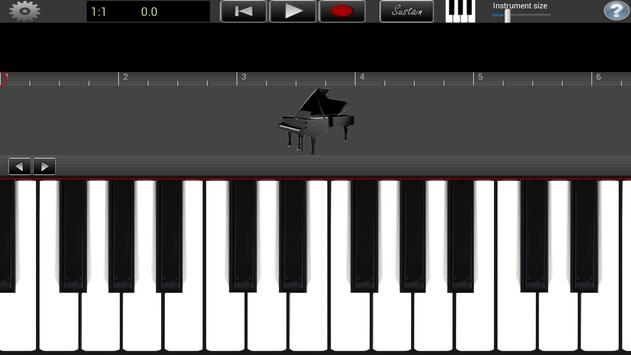 GrandPiano Lite screenshot 8