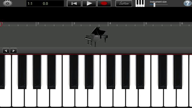 GrandPiano Lite screenshot 13