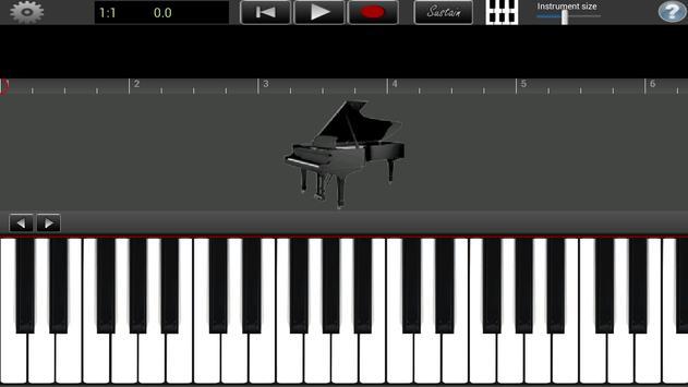 GrandPiano Lite screenshot 3