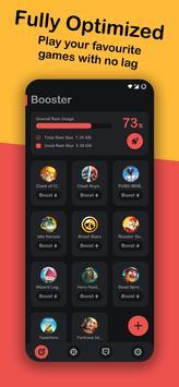 Game Booster imagem de tela 1