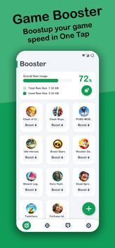Game Booster imagem de tela 4