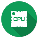 CPU Monitor - temperature, usage, performance biểu tượng