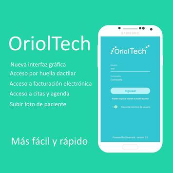 OriolTech poster