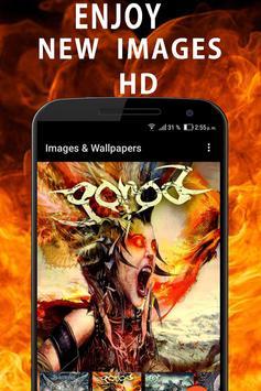 Heavy Metal Rock Wallpaper HD screenshot 2