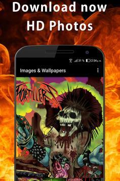 Heavy Metal Rock Wallpaper HD screenshot 3