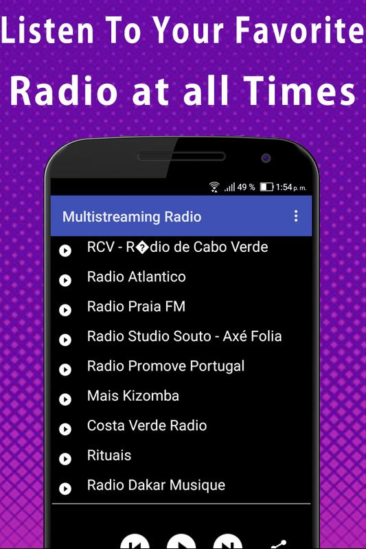 Music radio stations cabo verde for android apk download.