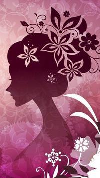 Girly Wallpaper Fun Backgrounds For Girls Phone Apk App