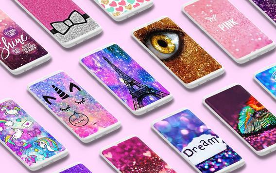 Glitter Wallpapers ✨ penulis hantaran