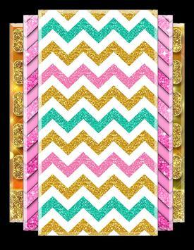 Glitter live wallpaper screenshot 3