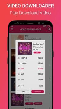 All Video HD Downloader screenshot 3