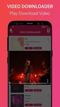 All Video HD Downloader screenshot 2