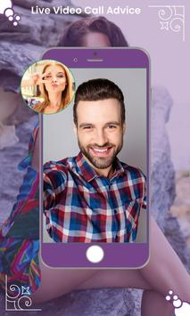 Video Call Advice and Live Chat with Video Call screenshot 2