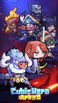 Cubic Hero Arena poster
