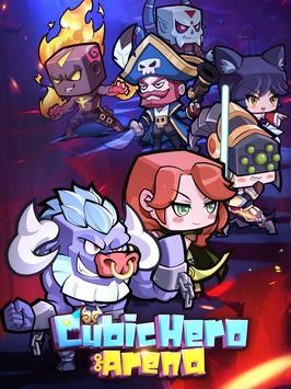 Cubic Hero Arena screenshot 10