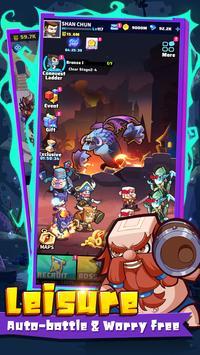 Cubic Hero Arena screenshot 1