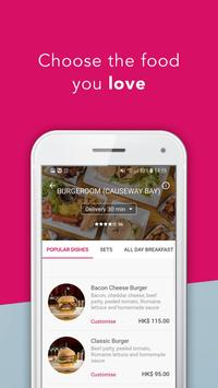 foodpanda screenshot 2