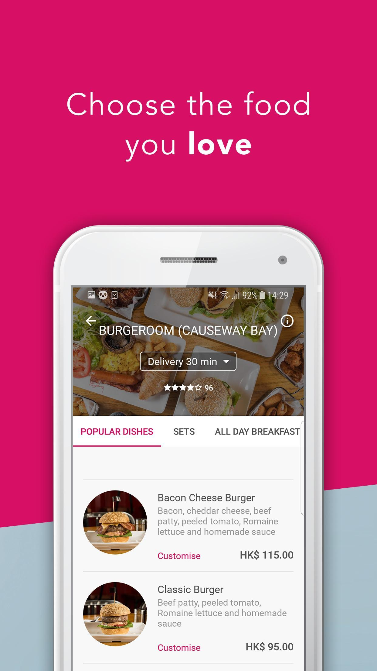 foodpanda for Android - APK Download