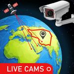 Live Earth Cam 2020 - Global Webcams & Earth Map APK