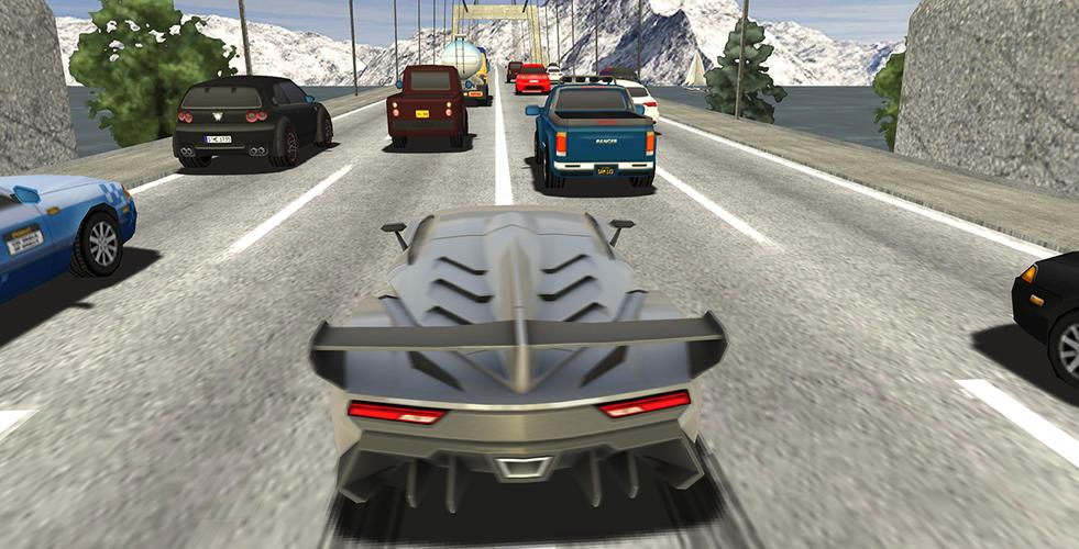 Heavy Traffic Racer Speedy For Android Apk Download