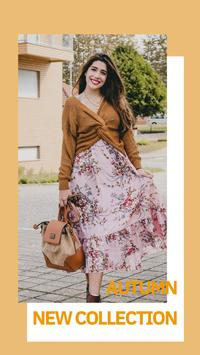 Dresslily-Fashion Shopping Trend الملصق