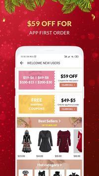 Dresslily——Fashion Shopping Trend screenshot 1