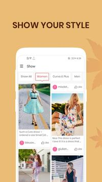 Dresslily-Fashion Shopping Trend تصوير الشاشة 2