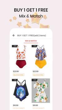 Dresslily-Fashion Shopping Trend syot layar 2