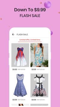 Dresslily-Fashion Shopping Trend syot layar 3