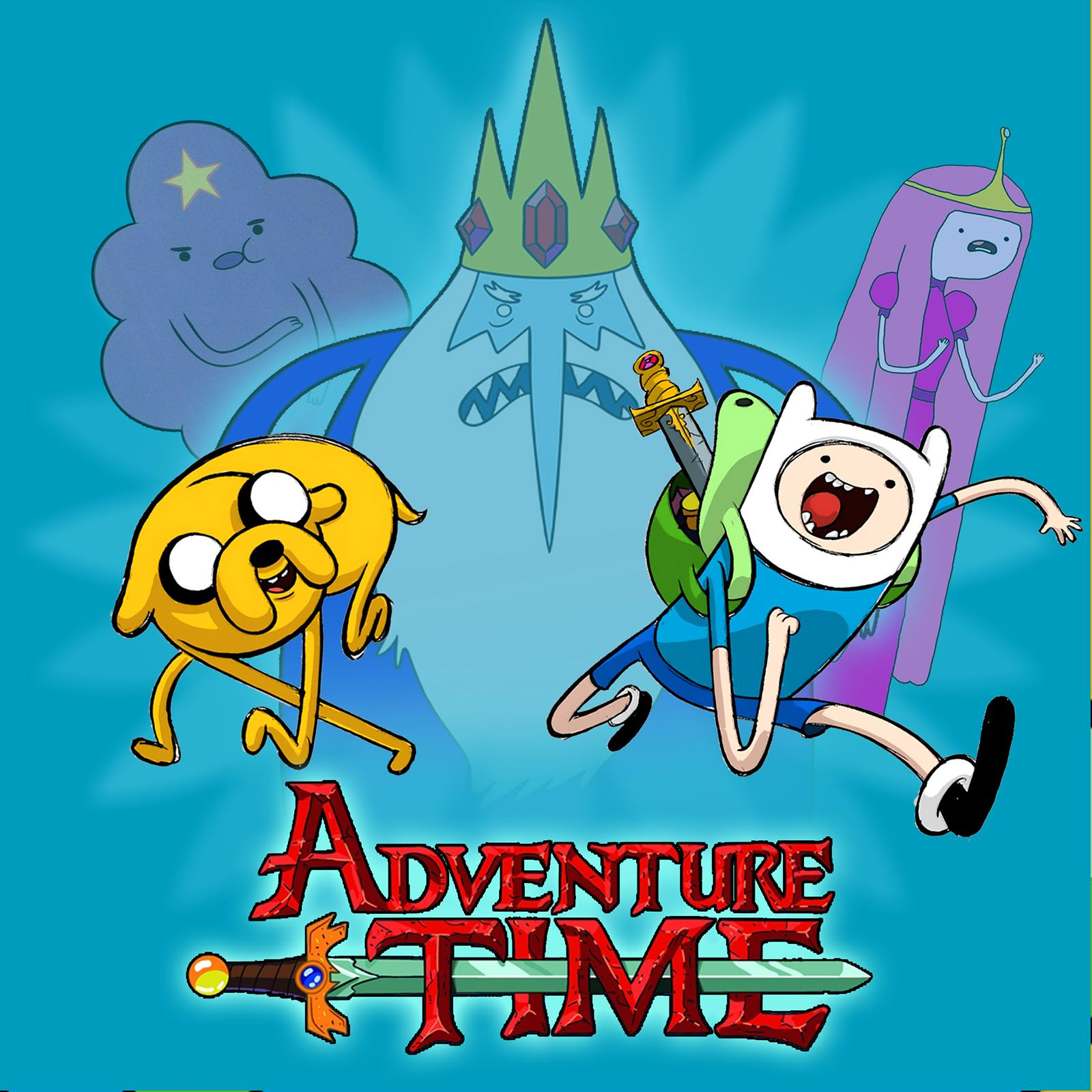 Adventure Time presente em The Midnight Gospel