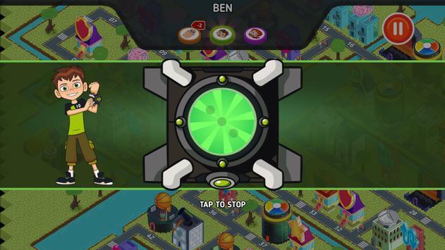 Ben 10: Who's the Family Genius? screenshot 21