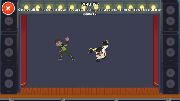Ben 10: Who's the Family Genius? screenshot 22