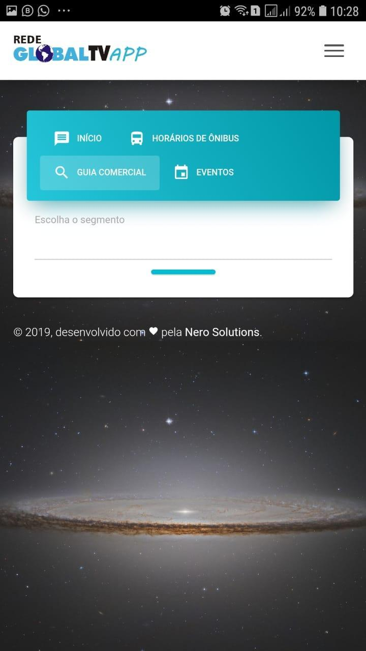 Rede Global TV App for Android - APK Download