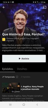 Canais Globo (Globosat Play) imagem de tela 3