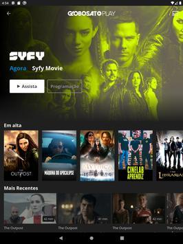 Canais Globo (Globosat Play) imagem de tela 16